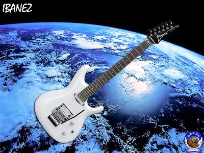 Ibanez Guitar Wallpaper