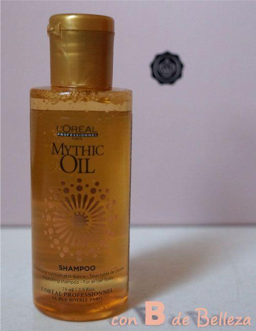 Champú Mythic oil de L'oréal