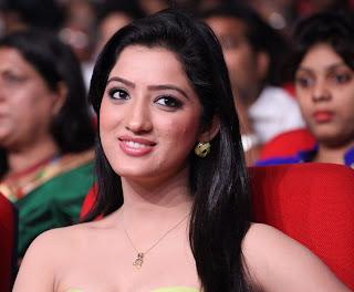 Richa Panai  Stills At Cine Maa Mahila Ads 2013 92.jpg