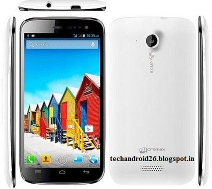 How to upgrade Micromax A116 with official Jelly Bean 4.2.1