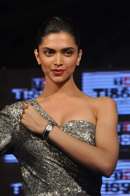 Deepika Padukone launches Tissot ladies collection