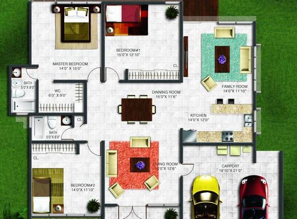 Planos de casas modelos y dise os de casas casas for Planos y disenos de casas modernas