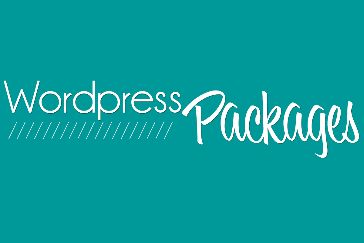 Wordpress Packages