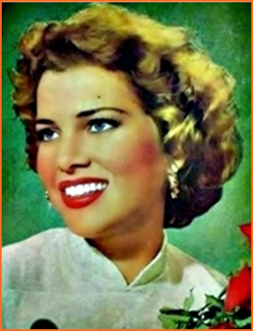 MARTHA ROCHA - MISS UNIVERSO BRASIL 1954