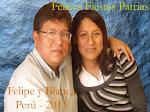 Felipe y Blanca Sáenz