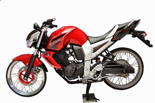 Foto Model Modifikasi Yamaha Byson Terbaru