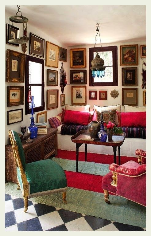 Indian Decor Inspiration