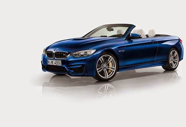 New 2015 BMW M4 Convertible Individual Review