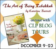 http://www.clpblogtours.com/2013/10/the-art-of-being-rebekkah-by-karoline.html