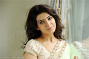 Samantha latest Gorgeous Looking Saree Photo Shoot Gallery-thumbnail-12