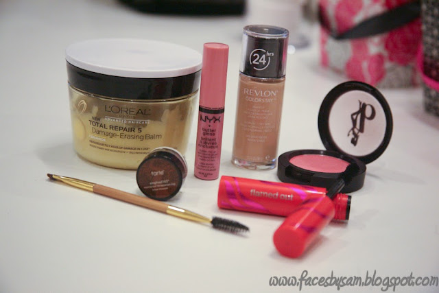 July Favorite Makeup and Hair Products