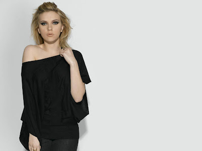 Scarlett Johansson Latest HD  Photo Shoot Wallpaper