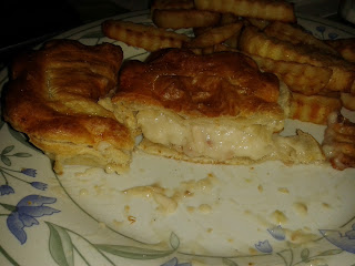 Iceland Chicken and Bacon Pies Review