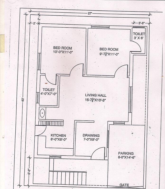 Model house plans hyderabad