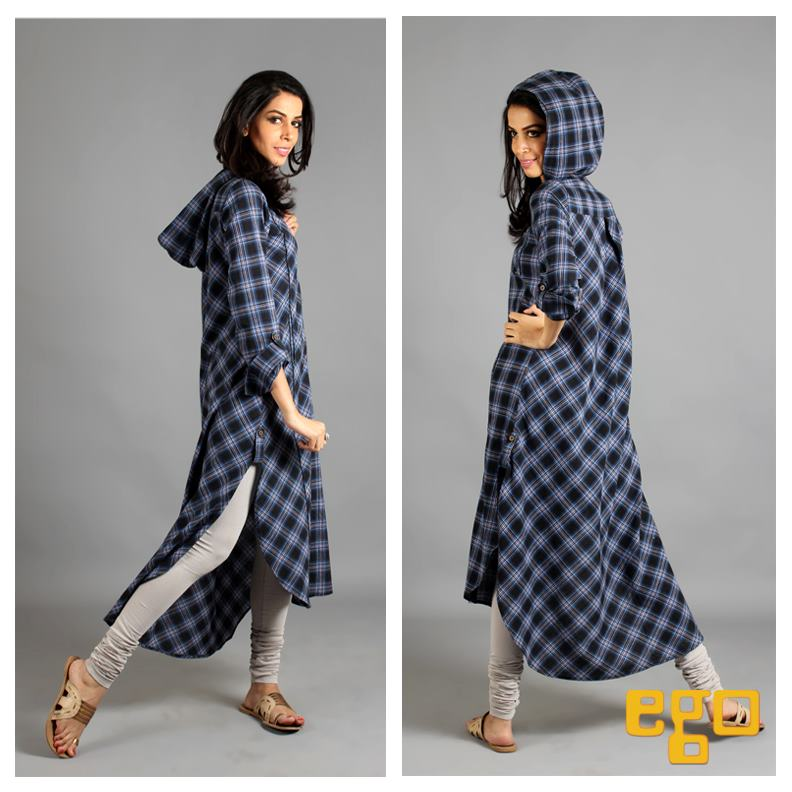 Latest Stylish Winter Dress Collection 2012-13 For Women