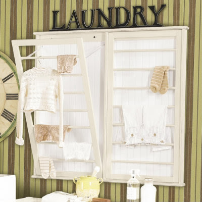 Bloomerism a blog by inbloom event design neat laundry Laundry room drying rack ideas