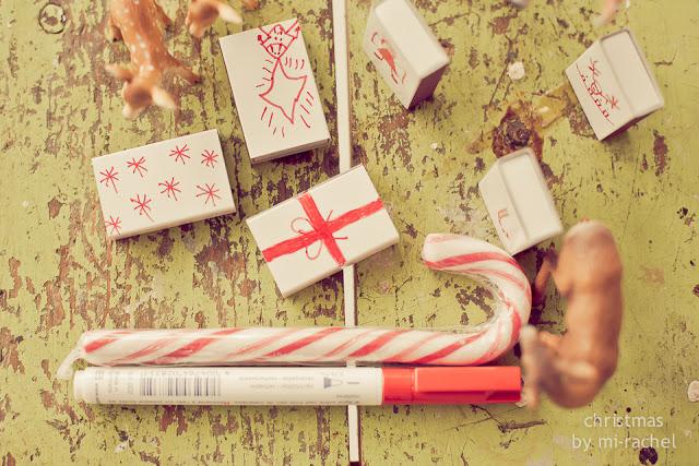 La cajita encantada - Tarjetas con motivos navidenos ...