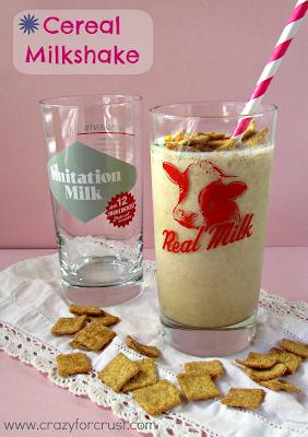 cereal milkshake