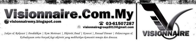 Pertandingan Tagline Vissionnaire