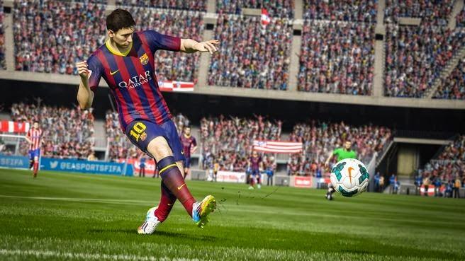 Lionel Messi FIFA 15