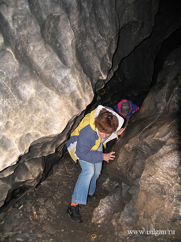 Пещера Сугомакская. Челябинская область
