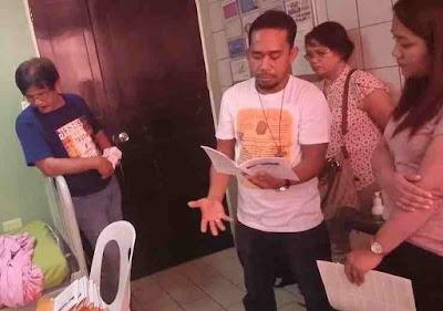 Gương sáng: Tình hình nhóm Chúa Giêsu đến với nhân loại tại Philippin
