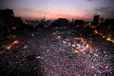 Morsi's War : Mohamed Morsi going down and taking Egypt with him?