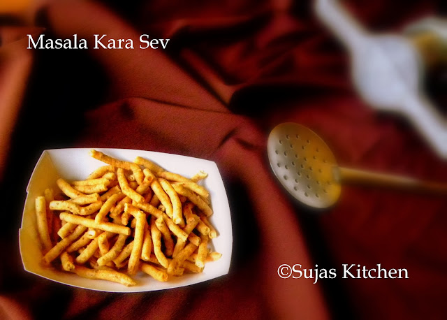 How to make Masala Karasev (with step by step pictures)