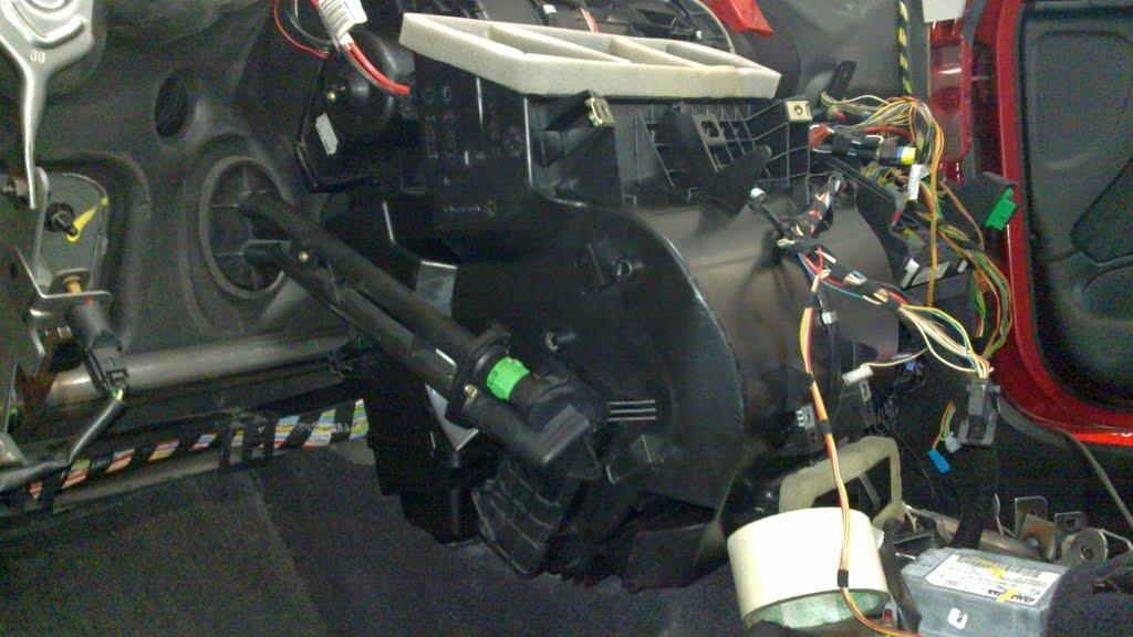 My206club Peugeot 206 Air Conditioning Leak