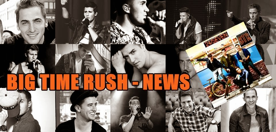 Big Time Rush - News