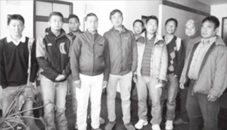Hill Tamang Youth Association Accuses Tamang Development board of Excluding Community Members.