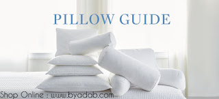 Usually wedge pillows are available in regular and memory foam.
