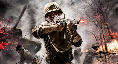 Military Man War With Gun 3D Hd PC Background Wallpapers