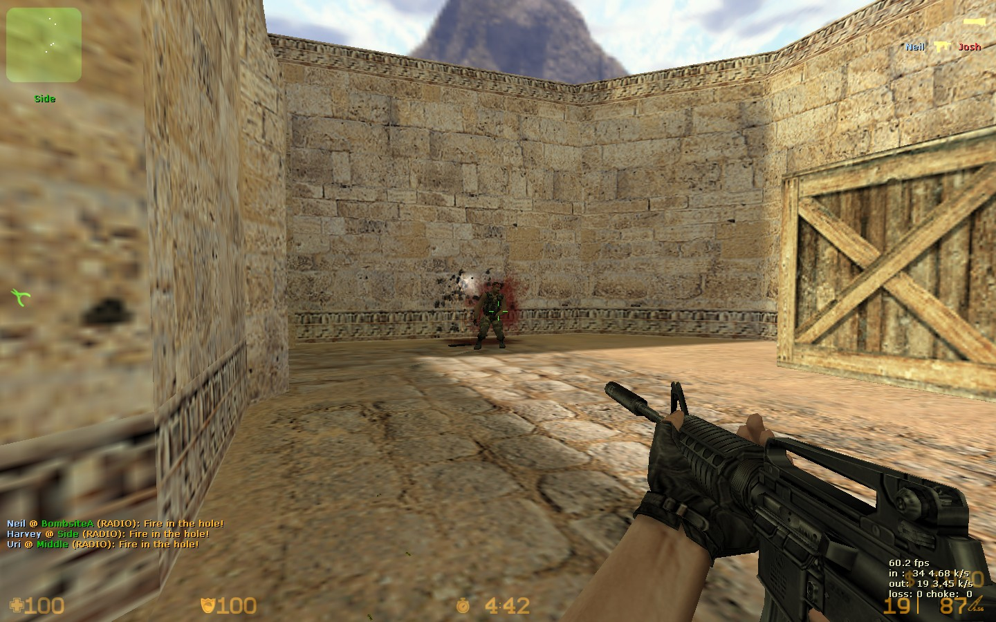 Counter strike 1 скачать