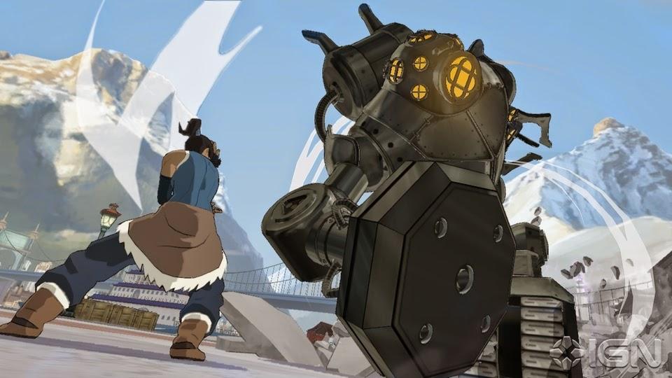game avatar the legend of korra
