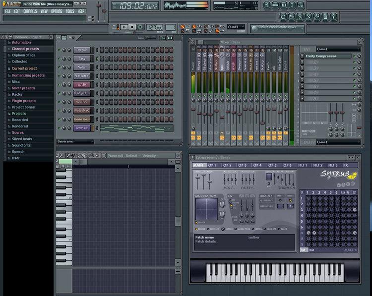 fl studio software free download full version