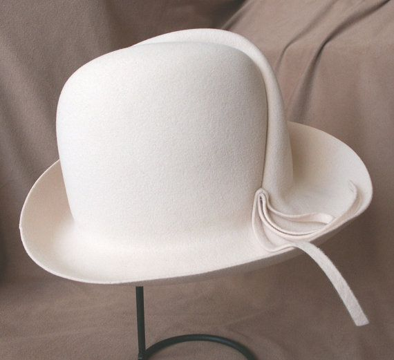 A Fabulous White Hat