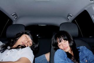 Tips Tidur Yang Aman dalam Mobil