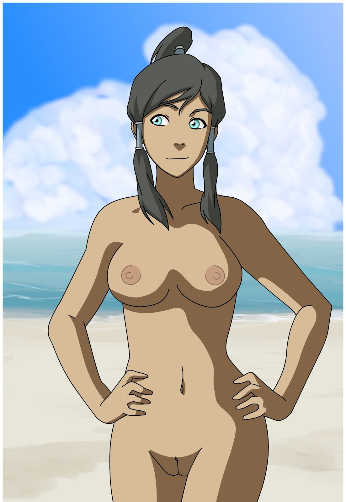 Avatar The Lezzing Of Korra Hentai Ic