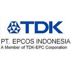 Logo PT EPCOS Indonesia