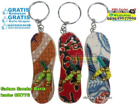 Gakun Sandal Batik