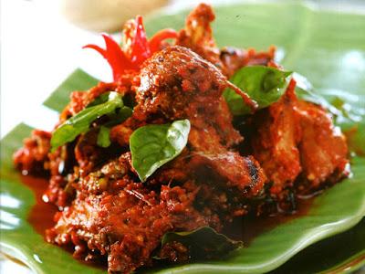 Resep Ayam RIca RicaPedas