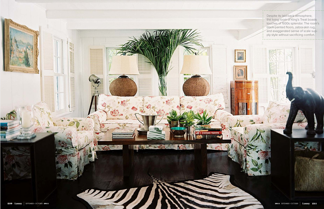 Seaside Style: India Hicks Kings Treat