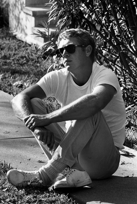 Movie Star Crush on Steve McQueen