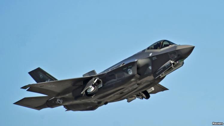 Amerika Hentikan Operasi Armada Jet Tempur F-35
