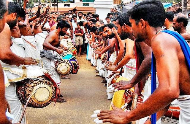 Pariyanampetta Pooram Festival