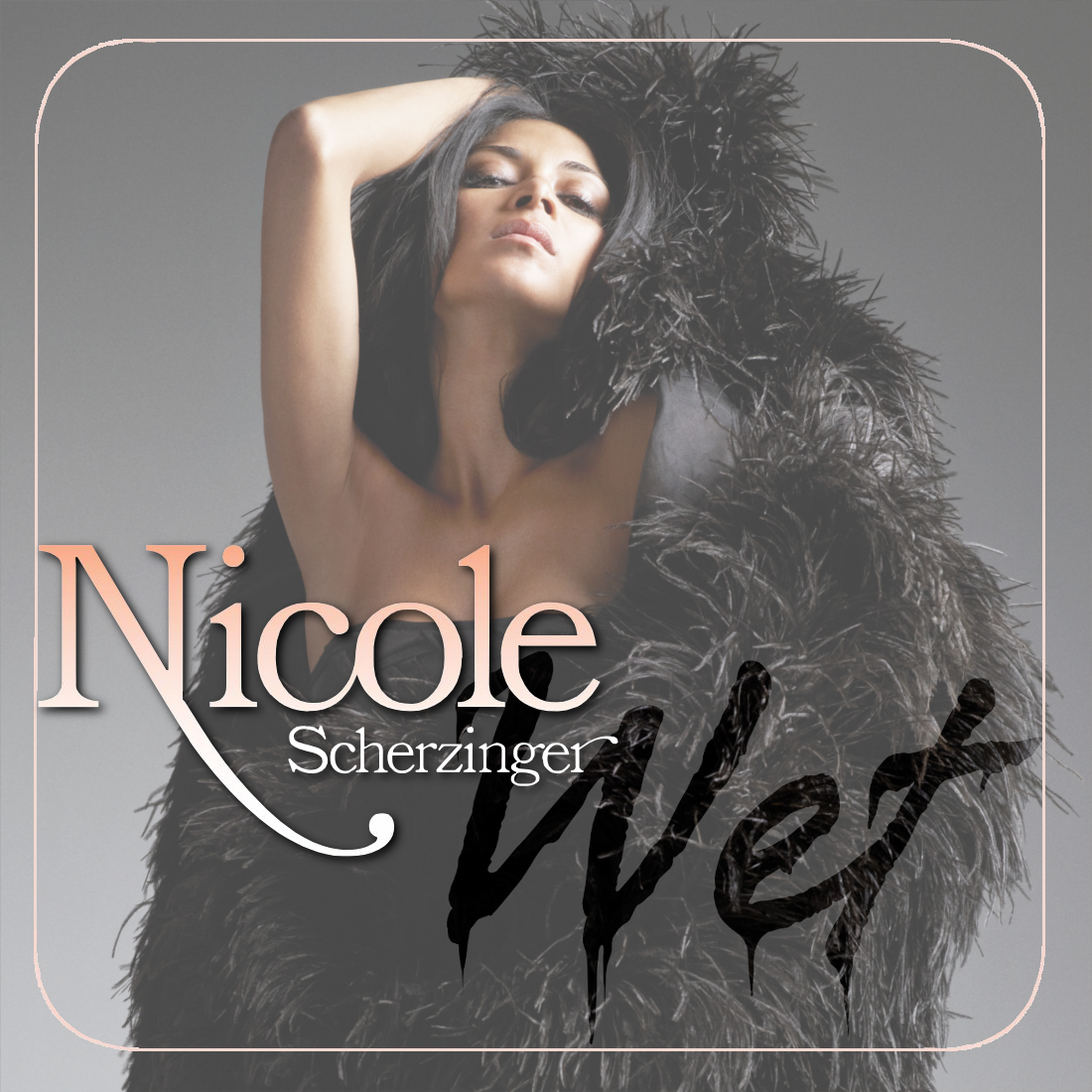 Lilbadboy0 Single Cover Nicole Scherzinger Wet