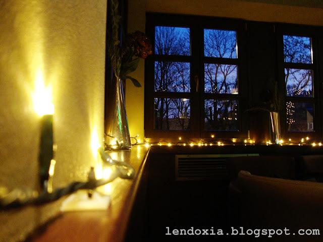 svjetla na traci