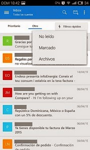 YoAndroideo.com: Microsoft Outlook Preview... porque aún queda gente con Hotmail