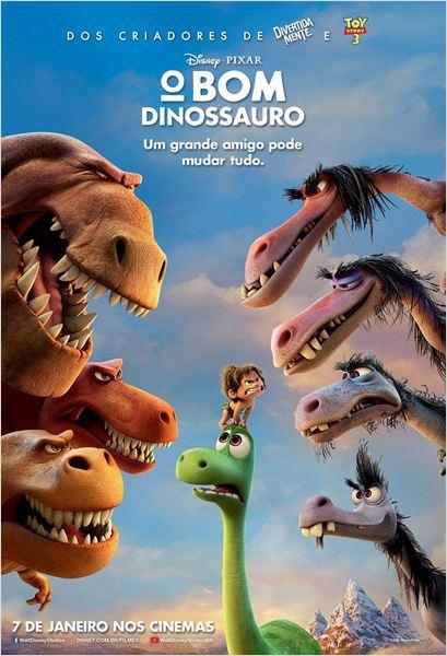 O Bom Dinossauro – Legendado (2015)